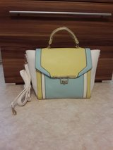 NEW purse yellow, white, turquoise in Baumholder, GE