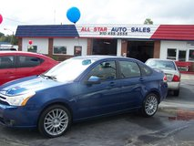 2009 FORD FOCUS SES COLD AIR SUNROOF~REDUCED~ in Camp Lejeune, North Carolina