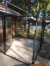 akc 5 x15 i have 2 dog kennel in Leesville, Louisiana