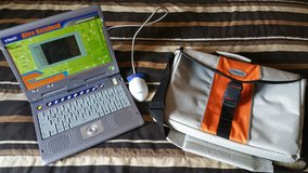 V tech laptop, mouse, and carrying case in Fort Leonard Wood, Missouri