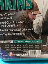 Tire Chains for Expedition or other in Camp Pendleton, California
