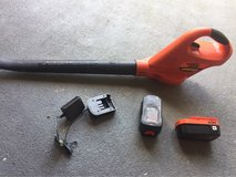 Black and Decker 18V cordless blower in Kingwood, Texas