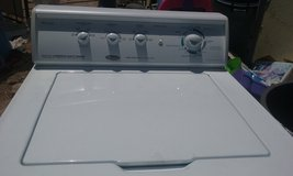 Washer and dryer (gas) both in Las Vegas, Nevada