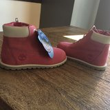 Timberland Boots 9.5 Toddler NWT in Clarksville, Tennessee