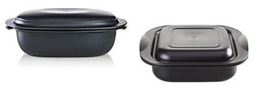 Microwaveable Ovenware Bundle - Microwave and Oven Cooking in One! in Orland Park, Illinois