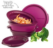 Tupperware Microwave Smart Steamer in Orland Park, Illinois