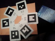 PSVITA AR cards set of 6 to use with Vita system! in Clarksville, Tennessee