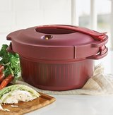 Tupperware Microwave Pressure Cooker in Orland Park, Illinois