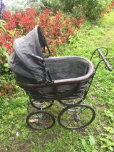Antique Doll Baby Carriage in Spangdahlem, Germany