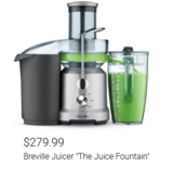 "Breville Juicer ""The Juice Fountain"" in Orland Park, Illinois"