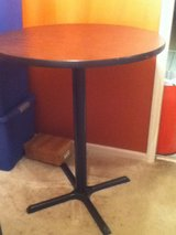 TALL TABLE $50.  IN BRYNNMARR NEAR THE MALL in Camp Lejeune, North Carolina