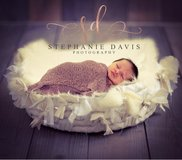 newborn photography in Fort Leonard Wood, Missouri