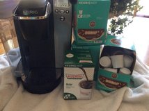 KEURIG K75 COFFEE MAKER - LIKE BRAND NEW ONLY USED A FEW TIMES WITH COFFEE in Sugar Grove, Illinois