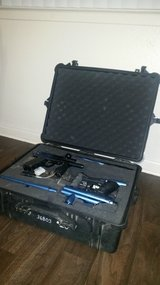 Paintball gear and pelican case in Temecula, California