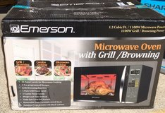 Emerson 2-N-1 Grill/Microwave in Houston, Texas