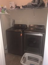 Samsung washer and dryer Gently used in Richmond, Virginia