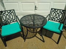 Outdoor Patio Bistro Set in The Woodlands, Texas