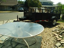 Patio table and chairs in Fairfield, California