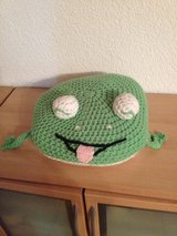 frog / pillow/cute pillow in Ramstein, Germany