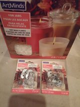 CANDLE FLAKES & WICK CLIPS in St. Charles, Illinois