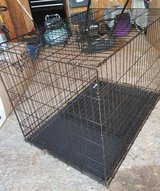 Excellent X-large Dog Crate 42x28x30 in Fort Campbell, Kentucky