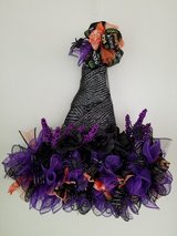 Witch hat Wreath in Fort Leonard Wood, Missouri
