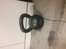 53 pound kettle bell in Camp Lejeune, North Carolina