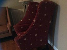 Chair from Old Mercantile in Fort Campbell, Kentucky