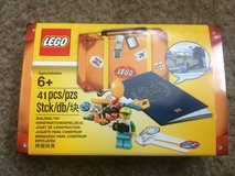New LEGO Travel Building Suitcase Set in 29 Palms, California
