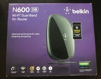 Belkin N600 Router in Original Box in Fort Belvoir, Virginia