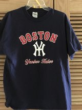 Red Sox Yankee hater shirt large mens in Okinawa, Japan