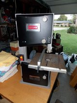 "Craftsman 1/3HP 3.5amp 10"" Bandsaw in Fort Campbell, Kentucky"