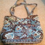 Vera Bradley Tote Bag (Java Blue pattern) in Schaumburg, Illinois