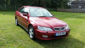 *** HONDA ACCORD AUTO 2001 71k *** in Lakenheath, UK