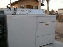 washer & dryer in 29 Palms, California