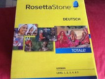 Rosetta Stone Deutsch 1-5 in Ramstein, Germany