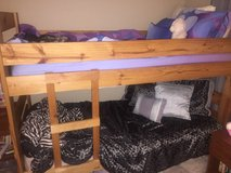 Twin bunk beds in Sugar Grove, Illinois
