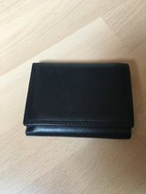 Man Wallet black in Baumholder, GE