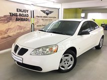 2006 Pontiac G6 Automatic in Hohenfels, Germany