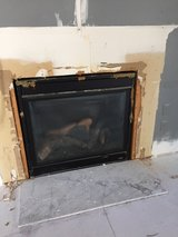 gas fireplace in Fort Lee, Virginia