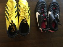 Soccer shoes in Houston, Texas