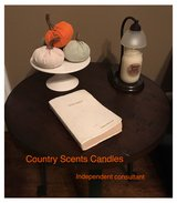 Country scents candles in Fort Leonard Wood, Missouri