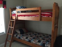 Bunk beds in Lake of the Ozarks, Missouri