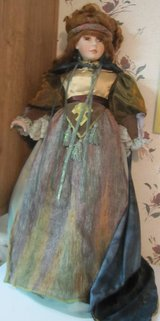 """Large Renaissance Doll (30"""") in The Woodlands, Texas"""