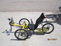 2005 Sun Bicycles EZ-3 SX Tadpole - via PayPal or cash only! in Alamogordo, New Mexico
