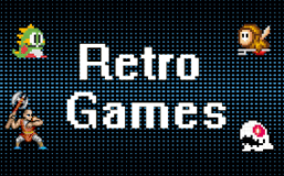 Retro Games and Systems on sale stop in and take a look in Waukegan, Illinois
