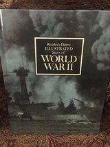 Readers Digest Illustrated Story of World War II in Oswego, Illinois