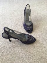 SLING BACK PURPLE PUMPS in 29 Palms, California