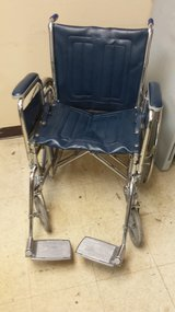 Wide Large Wheel Chair in Aurora, Illinois