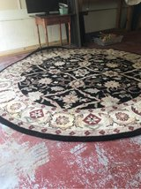 large round rug in Fort Campbell, Kentucky